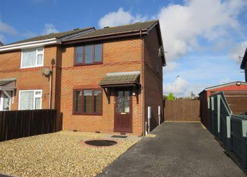 Thumbnail 2 bed semi-detached house for sale in Lon Y Maes, Llanelli