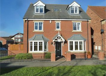 Thumbnail 5 bedroom detached house for sale in Strathmore Gardens, South Shields, Tyne And Wear