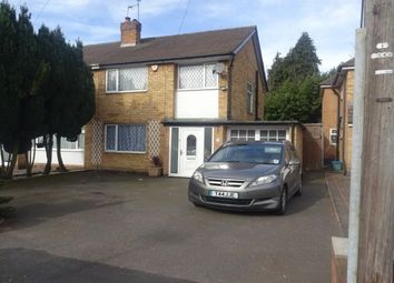 Thumbnail 3 bed property to rent in Rosedene Drive, Handsworth Wood, Birmingham