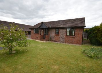 Thumbnail 2 bed detached bungalow for sale in Dale View, Pontefract