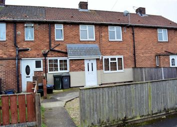Thumbnail 3 bedroom terraced house to rent in Eden Avenue, Selby