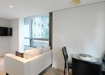 Thumbnail 3 bed flat to rent in Merchant Square East, Paddington