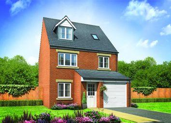 Thumbnail 4 bed detached house for sale in Brookview Close, Blackburn, Lancashire