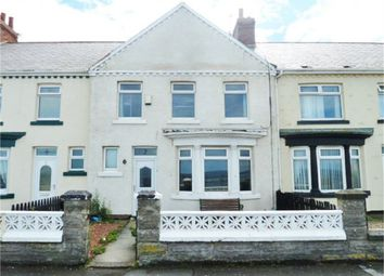 Thumbnail 3 bed terraced house for sale in Marine Drive, Hartlepool, Durham