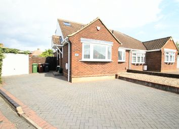 Thumbnail 3 bed semi-detached bungalow for sale in Heather Rise, Bushey