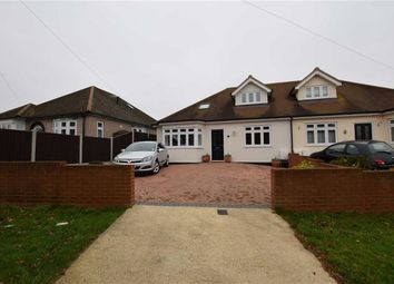Thumbnail 4 bed semi-detached bungalow for sale in Wharf Road, Stanford-Le-Hope, Essex