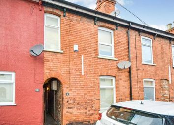 Thumbnail 2 bed terraced house for sale in Trollope Street, Lincoln, Lincolnshire