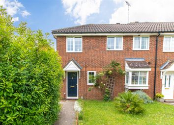 Thumbnail 3 bedroom end terrace house to rent in Haysman Close, Letchworth Garden City