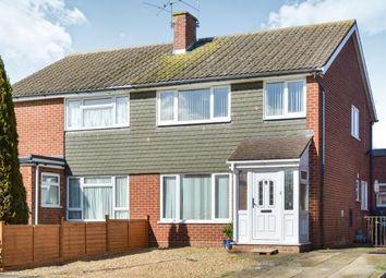 Thumbnail 3 bedroom semi-detached house for sale in Severn Way, Bletchley, Milton Keynes, Buckinghamshire