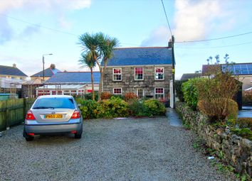 Thumbnail 4 bed semi-detached house for sale in Station Road, Bugle, St. Austell