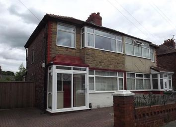 Thumbnail 3 bed property to rent in Fairhaven Road, Widnes
