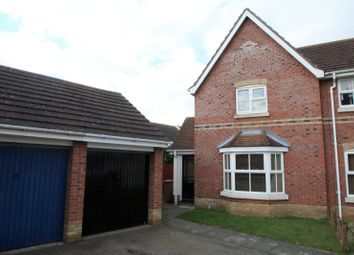 Thumbnail 3 bed semi-detached house to rent in Dickinson Terrace, Kesgrave, Ipswich