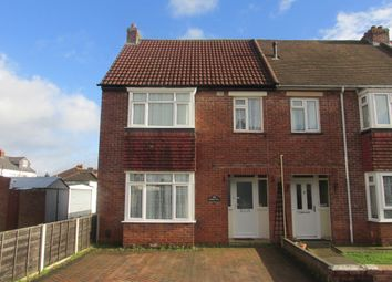 Thumbnail 3 bed end terrace house to rent in Sedgeley Grove, Gosport