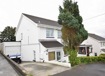 Thumbnail 4 bed semi-detached house to rent in Eglos Parc, Wadebridge, Cornwall