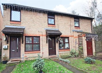 Thumbnail 2 bedroom terraced house for sale in Rowhurst Avenue, Addlestone, Surrey