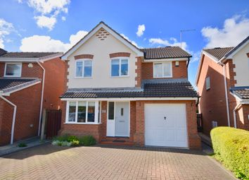 Thumbnail 4 bed detached house for sale in Chantry Grove, Church Street, Royston