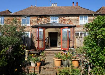 Thumbnail 2 bed cottage for sale in Mill Lane, Aldington