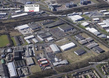 Thumbnail Industrial to let in Cumerland Road, North Balkwell Ind Est, North Shields