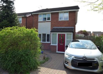 Thumbnail 3 bed detached house for sale in Coniston Way, Croston, Leyland
