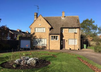 Thumbnail 3 bed detached house to rent in Norwich Road, Wisbech