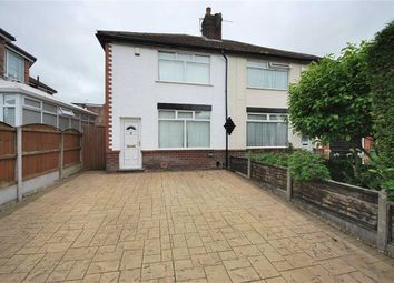 Thumbnail 2 bed semi-detached house for sale in Highfield Avenue, Worsley, Manchester