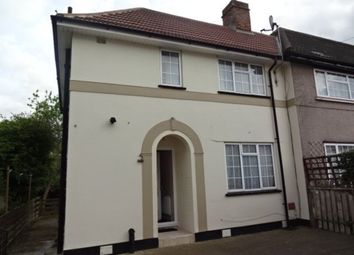 Thumbnail 3 bed end terrace house for sale in Longridge Lane, Southall