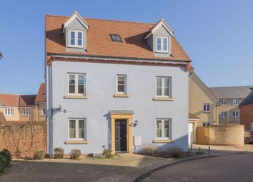 Thumbnail 4 bed detached house for sale in Kirk Way, Colchester