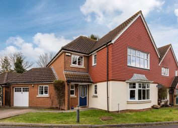 Thumbnail 4 bed detached house for sale in Cobham Close, Lingfield