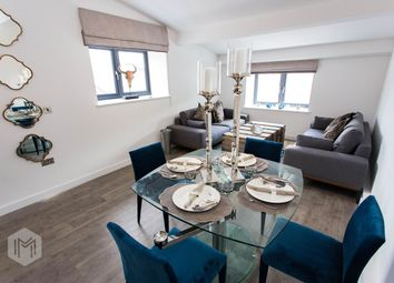 Thumbnail 2 bed flat for sale in Holcombe Road, Rossendale