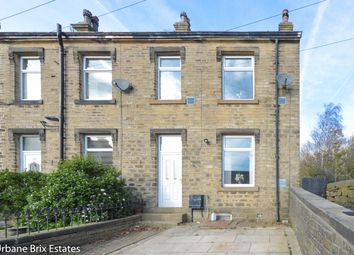 Thumbnail 3 bed end terrace house for sale in New Hey Road, Huddersfield