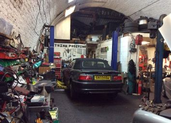 Thumbnail Parking/garage for sale in Railway Arch, London
