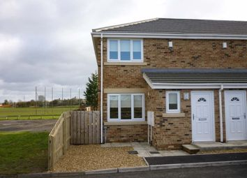 Thumbnail 2 bedroom end terrace house to rent in The Beehive, Pit Lane, Seghill, Cramlington