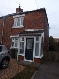 Thumbnail 2 bed semi-detached house to rent in Church Avenue, West Sleekburn, Choppington