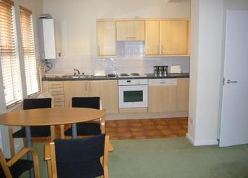 Thumbnail 1 bed flat to rent in Walton Street, Oxford
