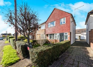 Thumbnail 3 bedroom semi-detached house for sale in Herschel Crescent, Littlemore, Oxford