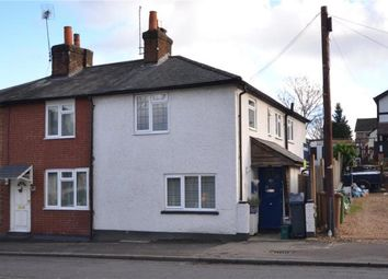 Thumbnail 2 bed semi-detached house for sale in London Road, Bagshot, Surrey