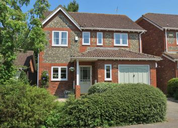 Thumbnail 4 bed detached house for sale in Chandlers Lane, Aldbourne, Marlborough