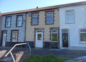 Thumbnail 3 bed terraced house for sale in Belle Vue Terrace, Merthyr Vale, Merthyr Tydfil