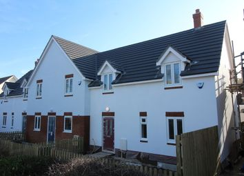 Thumbnail 3 bed end terrace house for sale in Huntick Road, Lytchett Matravers, Poole