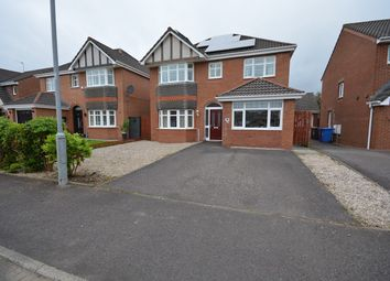 Thumbnail 4 bed detached house for sale in Mountcastle Wynd, Kilwinning