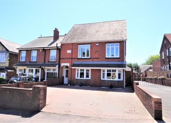 Thumbnail 4 bed detached house for sale in Gorge Road, Sedgley