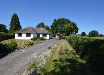 Thumbnail 3 bed detached bungalow for sale in Kitwood Lane, Ropley, Alresford