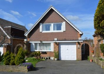 Thumbnail 3 bed detached house for sale in Warren Way, Telscombe Cliffs, East Sussex