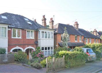 Thumbnail 5 bed semi-detached house to rent in Bradbourne Park Road, Sevenoaks