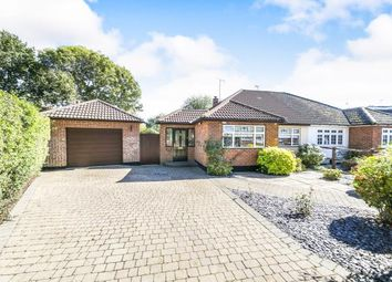 Thumbnail 2 bed bungalow for sale in Orchard Road, Horley, Smallfield, Surrey