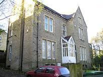 Thumbnail 1 bed flat to rent in 5 Murray Road, Huddersfield