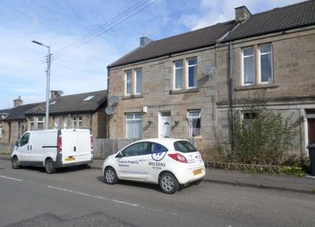 Thumbnail 1 bed flat for sale in Hareleeshill Road, Larkhall