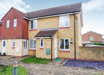Thumbnail 2 bed end terrace house for sale in Nursery Gardens, Rochester