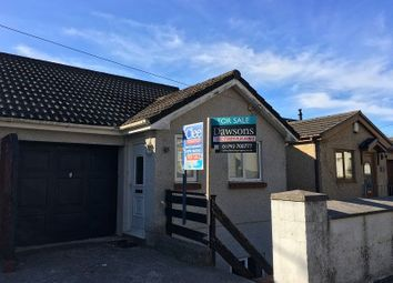 Thumbnail 3 bedroom semi-detached house for sale in New Road, Ynysmeudwy, Pontardawe, Swansea.
