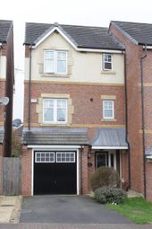 Thumbnail 4 bedroom town house for sale in Malkins Bank, Sandbach, Cheshire